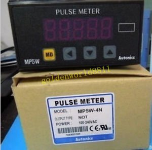 NEW Autonics pulse (Turn/linear speed table) MP5W-4N for industry use