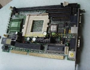 ISA half-length card AP-545V V1.1 good in condition for industry use