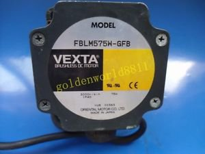 VEXTA Stepper motor FBLM575W-GFB good in condition for industry use