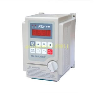 NEW ADLEEPOWER inverter AS2-107 AS2-IPM 1HP 0.75KW 220V for industry use