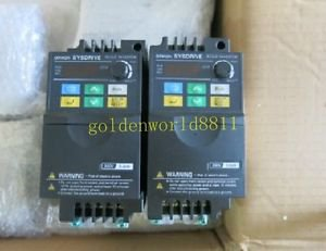 1PCS OMRON inverter 3G3JZ-AB002 200V 0.2KW good in condition for industry use