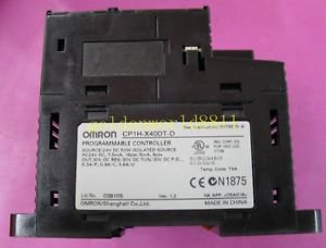 Omron PLC programmable controller CP1H-X40DT-D CP1HX40DTD for industry use