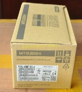 NEW Mitsubishi PLC Programmable controller FX3U-48MT/ES-A for industry use