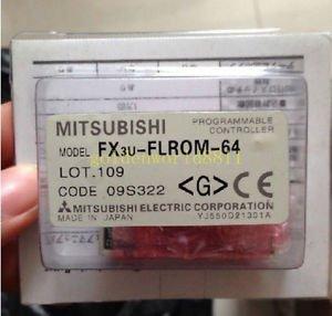 NEW Mitsubishi FX3U series memory card FX3U-FLROM-64 for industry use