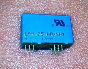 NEW LEM current sensor LAH25-NP/SP1 good in condition for industry use