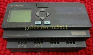 SIEMENS LOGO 230RC Logic controller 6ED1 053-1FB00-0BA2 for industry use