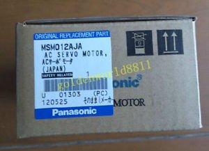 NEW Panasonic servo motor MSM012AJA good in condition for industry use