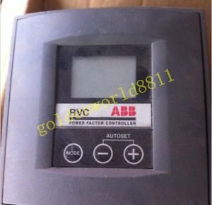 ABB Power factor controller RVC6-5A good in condition for industry use