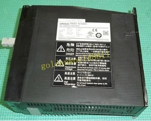 OMRON R88D-KT08H servo driver 750W good in condition for industry use