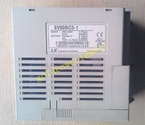LS inverter SV008iC5-1 0.75KW/220V good in condition for industry use