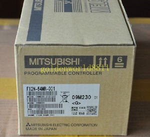 NEW Mitsubishi PLC Programmable controller FX2N-64MR-001 for industry use