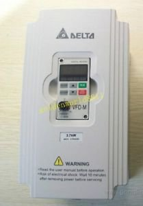 Delta inverter VFD004M21A-A 0.4KW/220V good in condition for industry use