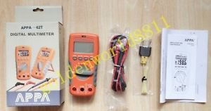 NEW APPA digital multimeter APPA62T good in condition for industry use