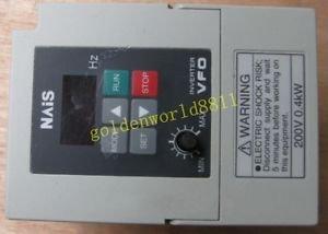 Panasonic Inverter BFV00042GK 220V 0.4KW good in condition for industry use