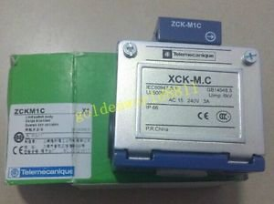 NEW Schneider travel switch XCK-M.C good in condition for industry use