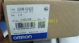 NEW OMRON PLC Communication module CJ1W-CLK23 good in condition for industry use