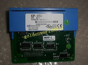 LS(LG)K200S CPU module K3P-07BS good in condition for industry use