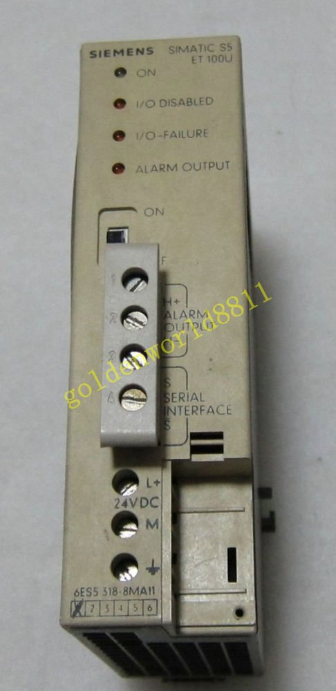 Siemens Interface Module 6ES5318-8MA11 6ES5 318-8MA11 for industry use