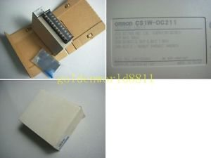 NEW Omron programmable controller CS1W-OC211 good in condition for industry use