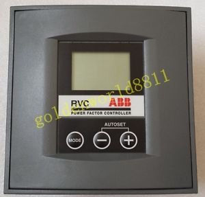 ABB RVC6-1/5A POWER FACTOR CONTROLLER good in condition for industry use