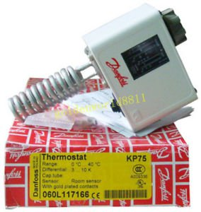 NEW Danfoss temperature controller KP75�060L117166) for industry use