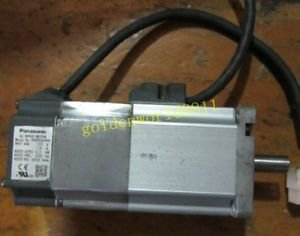 Panasonic MUMS012C2V1S AC servo motor good in condition for industry use