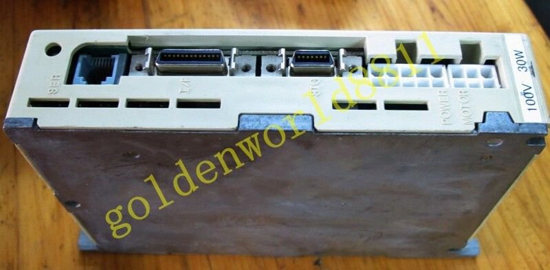 Panasonic servo driver MSD3A1P1E good in condition for industry use