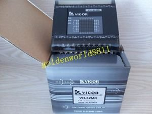 NEW VIGOR PLC programmable controller vh-32mr good in condition for industry use