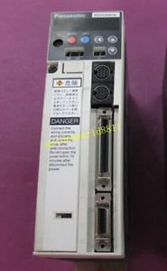 Panasonic servo driver MSDA5A3D2A52 good in condition for industry use