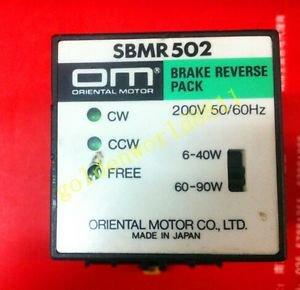 OM ORIENTAL Motor speed regulator SBMR502 good in condition for industry use