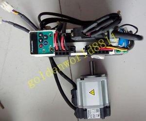Panasonic servo driver MADDT1207003 + MSMD022P1U MOTOR for industry use