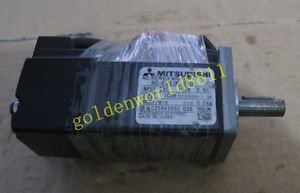 Mitsubishi AC servo motor HC-PQ13K-S101 good in condition for industry use