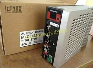 NEW Panasonic MCDJT3220 AC Servo Driver good in condition for industry use