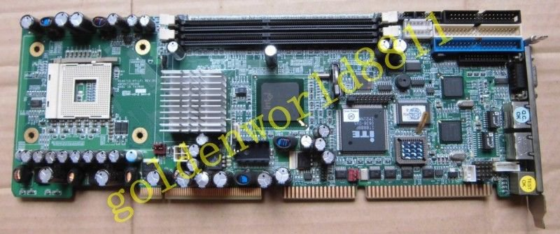 Nexcom PEAK715VL-HT (D) industrial board good in condition for industry use