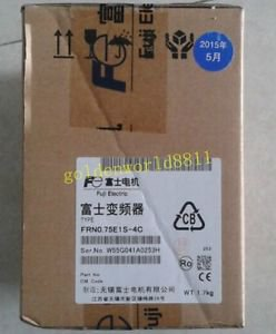 NEW Fuji Inverter FRN0.75E1S-4C 380V 0.75KW good in condition for industry use