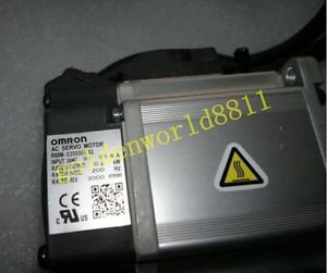 OMRON servo motor R88M-G20030T-S2 good in condition for industry use