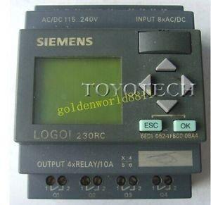 Siemens LOGO! 230RC 6ED1 052-1FB00-0BA4 6ED1052-1FB00-0BA4 for industry use