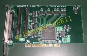 CONTEC PIO-48D(PCI) NO.7145 TTL level bidirectional digital I/O board warranty