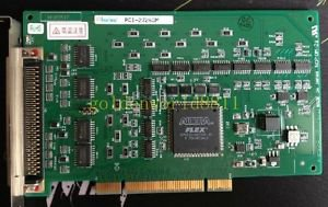 Interface data acquisition card PCI-2726CM good in condition for industry use