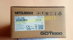NEW Mitsubishi HMI GT1455-QTBDE good in condition for industry use