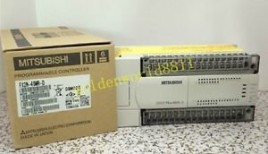 NEW!Mitsubishi PLC Relay output FX2N-48MR-D good in condition for industry use