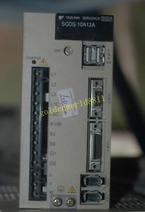 Yaskawa servo driver SGDS-10A12A good in condition for industry use