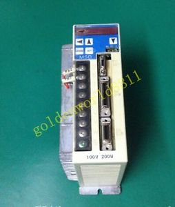 Panasonic MSD021A1XU AC Servo Driver good in condition for industry use