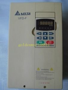 Delta inverter VFD150F43A 380V 15KW good in condition for industry use
