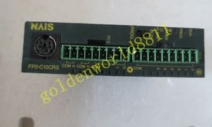 Panasonic programmable controller FP0-C10CRS good in condition for industry use