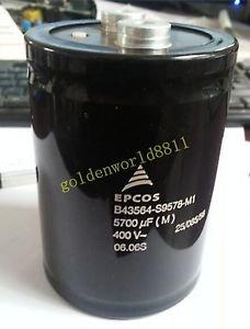 Schneider inverter electrolytic capacitor B43564-S9578-M1 5700uF 400V warranty