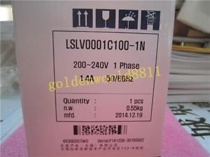 NEW LS IE7 series inverter LSLV0001C100-1N 0.1KW/220V for industry use