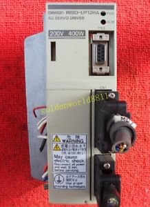 Omron AC Servo Driver R88D-UP12HA good in condition for industry use