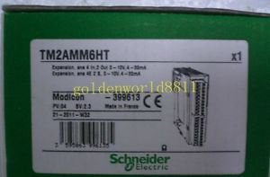 NEW Schneider Twido PLC I/O extension module TM2AMM6HT for industry use