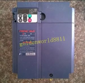 Fuji Inverter FRN5.5E1S-4C 380V 5.5KW good in condition for industry use